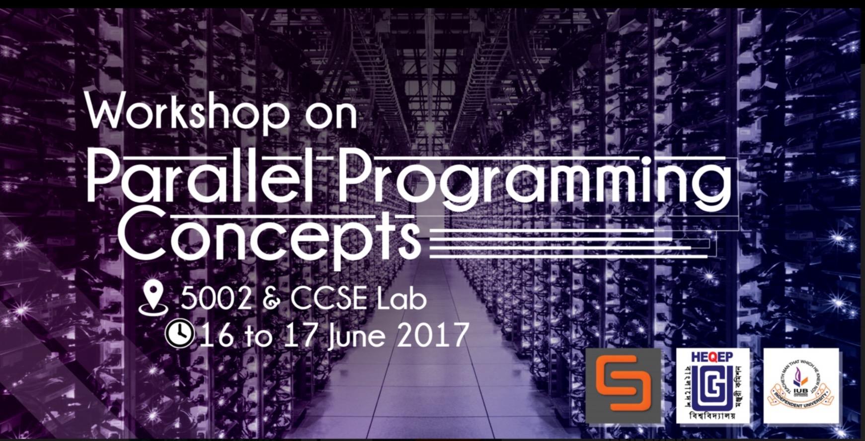 Workshop on Parallel Programming Concepts