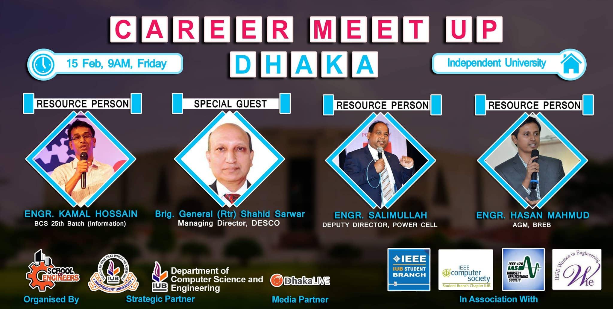 Career Met Up Dhaka